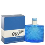 007 Ocean Royale by James Bond Eau De Toilette Spray 2.5 oz Men