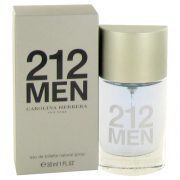 212 by Carolina Herrera Eau De Toilette Spray (New Packaging) 1 oz Men