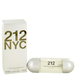 212 by Carolina Herrera Eau De Toilette Spray (New Packaging) 1 oz Women