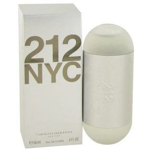 212 by Carolina Herrera Eau De Toilette Spray (New Packaging) 2 oz Women