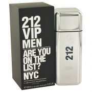 212 Vip by Carolina Herrera Eau De Toilette Spray 3.4 oz Men