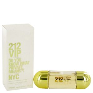 212 Vip by Carolina Herrera Eau De Parfum Spray 1 oz Women