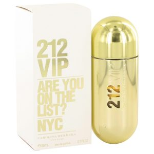 212 Vip by Carolina Herrera Eau De Parfum Spray 2.7 oz Women