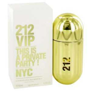 212 Vip by Carolina Herrera Eau De Parfum Spray 1.7 oz Women