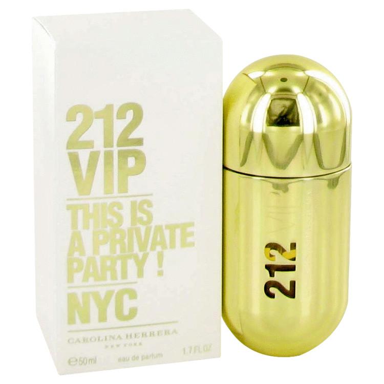 212 Vip by Carolina Herrera Eau De Parfum Spray 1.7 oz Women