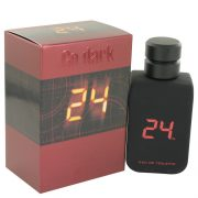 24 Go Dark The Fragrance by ScentStory Eau De Toilette Spray 3.4 oz Men