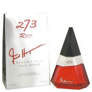 273 Red by Fred Hayman Eau De Cologne Spray 2.5 oz Men
