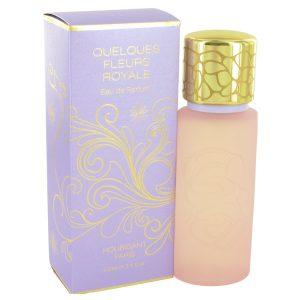 QUELQUES FLEURS Royale by Houbigant Eau De Parfum Spray 3.4 oz Women