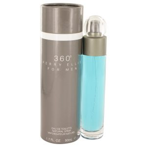 perry ellis 360 by Perry Ellis Eau De Toilette Spray 1.7 oz Men