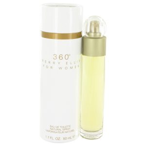 perry ellis 360 by Perry Ellis Eau De Toilette Spray 1.7 oz Women