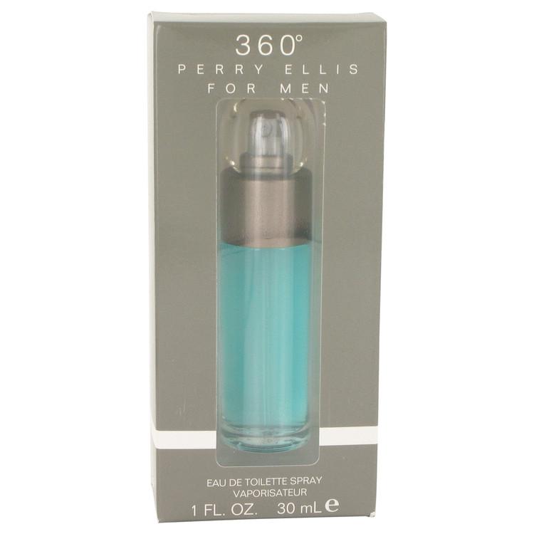 perry ellis 360 by Perry Ellis Eau De Toilette Spray 1 oz Men