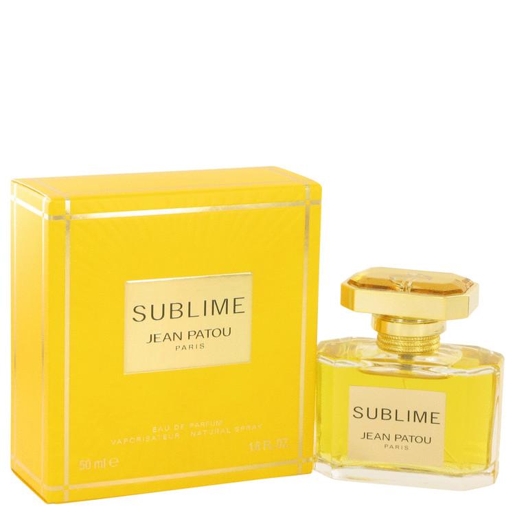 SUBLIME by Jean Patou Eau De Parfum Spray 1.6 oz Women