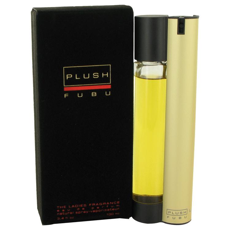 FUBU Plush by Fubu Eau De Parfum Spray 3.4 oz Women