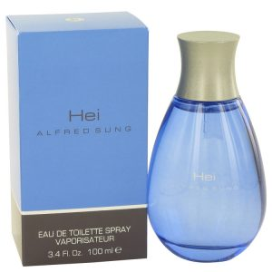 Hei by Alfred Sung Eau De Toilette Spray 3.4 oz Men