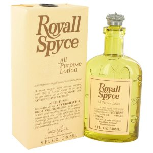 ROYALL SPYCE by Royall Fragrances All Purpose Lotion / Cologne 8 oz Men