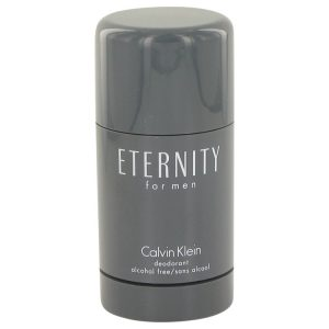 ETERNITY by Calvin Klein Deodorant Stick 2.6 oz Men