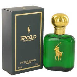 POLO by Ralph Lauren Eau De Toilette Spray 2 oz Men