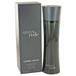 Armani Code by Giorgio Armani Eau De Toilette Spray 4.2 oz Men