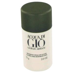 ACQUA DI GIO by Giorgio Armani Deodorant Stick 2.6 oz Men
