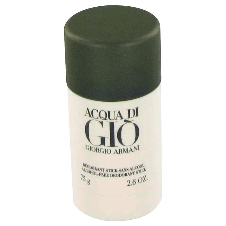 ACQUA DI GIO by Giorgio Armani Deodorant Stick 2.6 oz Men