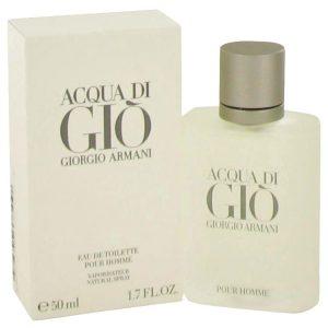 ACQUA DI GIO by Giorgio Armani Eau De Toilette Spray 1.7 oz Men