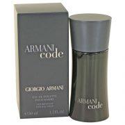 Armani Code by Giorgio Armani Eau De Toilette Spray 1.7 oz Men