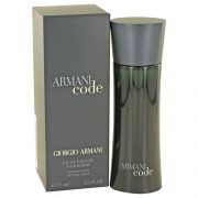Armani Code by Giorgio Armani Eau De Toilette Spray 2.5 oz Men