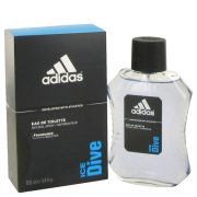 Adidas Ice Dive by Adidas Eau De Toilette Spray 3.4 oz Men
