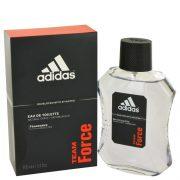 Adidas Team Force by Adidas Eau De Toilette Spray 3.4 oz Men