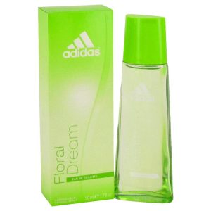 Adidas Floral Dream by Adidas Eau De Toilette Spray 1.7 oz Women