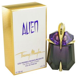 Alien by Thierry Mugler Eau De Parfum Spray Refillable 1 oz Women