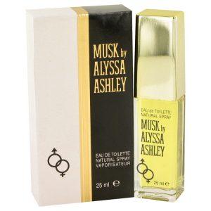 Alyssa Ashley Musk by Houbigant Eau De Toilette Spray .85 oz Women