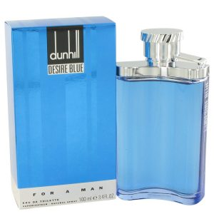 Desire Blue by Alfred Dunhill Eau De Toilette Spray 3.4 oz Men
