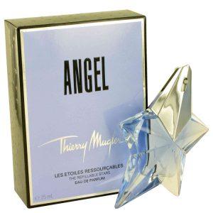 ANGEL by Thierry Mugler Eau De Parfum Spray Refillable .8 oz Women