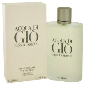 ACQUA DI GIO by Giorgio Armani Eau De Toilette Spray 6.7 oz Men
