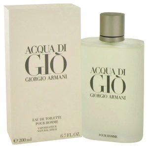 ACQUA DI GIO by Giorgio Armani Eau De Toilette Spray 6.7 oz Men