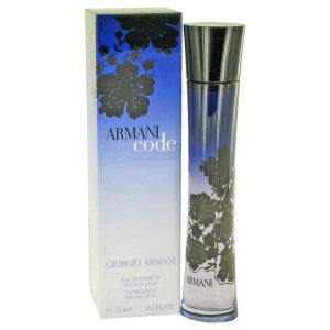 Armani Code by Giorgio Armani Eau De Parfum Spray 2.5 oz Women