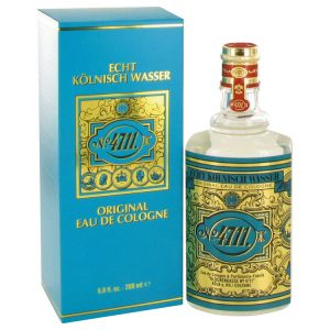 4711 by Muelhens Eau De Cologne (Unisex) 6.8 oz Men