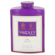 April Violets by Yardley London Talc 7 oz Women