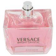 Bright Crystal by Versace Eau De Toilette Spray (Tester) 3 oz Women