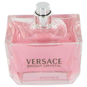 Bright Crystal by Versace Eau De Toilette Spray (Tester) 3 oz Women