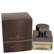 Banana Republic Black Walnut by Banana Republic Eau De Toilette Spray 3.3 oz Men