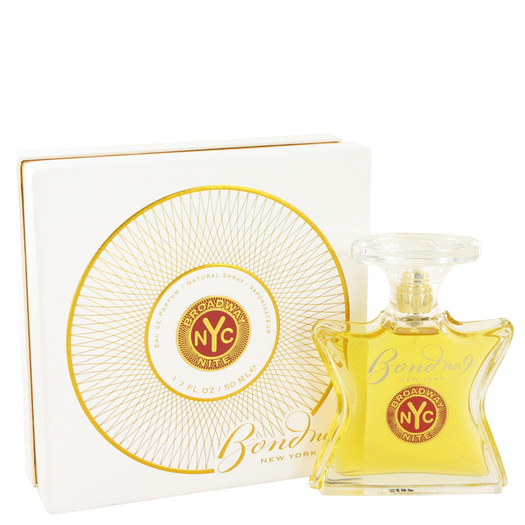 Broadway Nite by Bond No. 9 Eau De Parfum Spray 1.7 oz Women