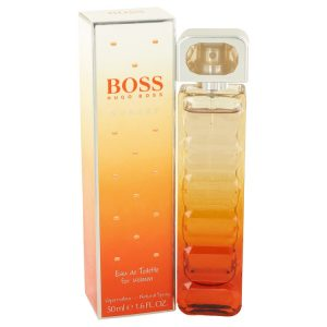 Boss Orange Sunset by Hugo Boss Eau De Toilette Spray 1.6 oz Women