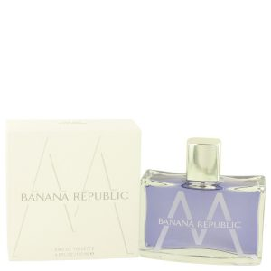 Banana Republic M by Banana Republic Eau De Toilette Spray 4.2 oz Men