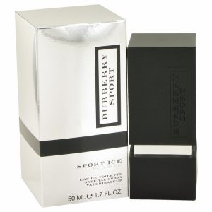 Burberry Sport Ice by Burberry Eau De Toilette Spray 1.7 oz Men