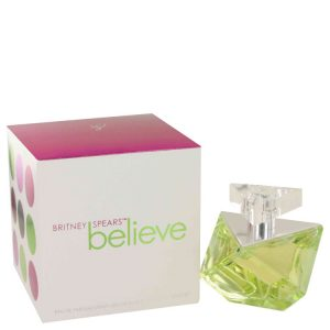 Believe by Britney Spears Eau De Parfum Spray 1.7 oz Women
