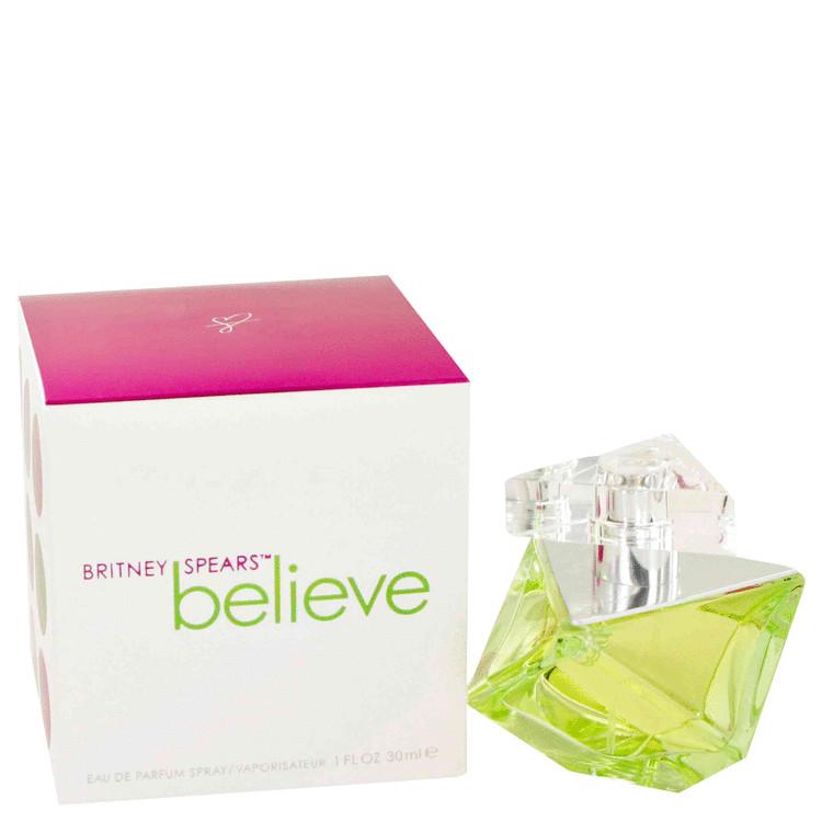 Believe by Britney Spears Eau De Parfum Spray 1 oz Women