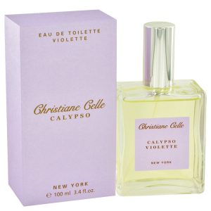 Calypso Violette by Calypso Christiane Celle Eau De Toilette Spray 3.4 oz Women
