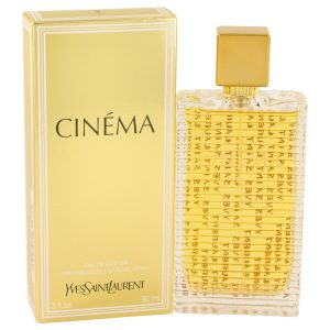 Cinema by Yves Saint Laurent Eau De Parfum Spray 3 oz Women